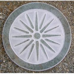 Handmade graven Karystos Stones